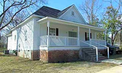 Building, 407 S Gaillard St, 0