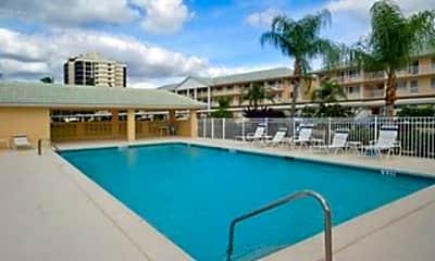 Pool, 10686 Gulf Shore Dr 206, 2