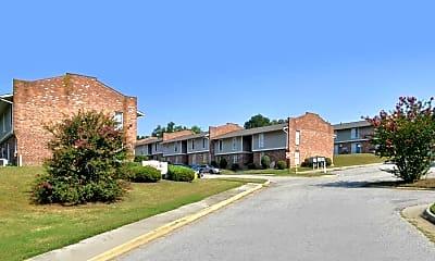 Building, Windham Hills, 1