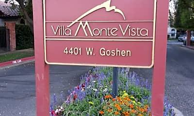 Villa Monte Vista Apartments, 1