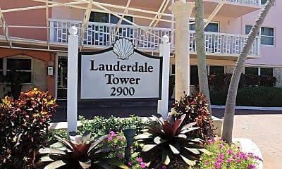 Lauderdale Tower, 1