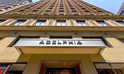 Building, 1229 Chestnut St 1512, 0