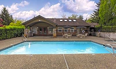 Pool, Redmond Park, 0