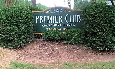 Premier Club Apartments, 1