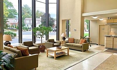 Living Room, 4242 East-West Hwy 807, 1