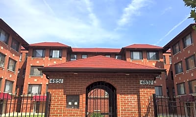 Building, 3048-54 West Gunnison Street/4837-51 North Albany Avenue, 0