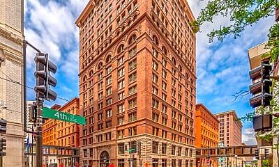 Building, Pioneer-Endicott Building, 1