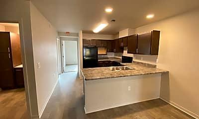 Kitchen, Cherokee Place, 1
