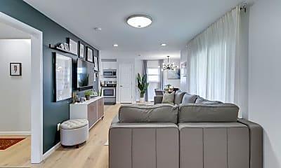 Living Room, 9010 50th Pl, 1