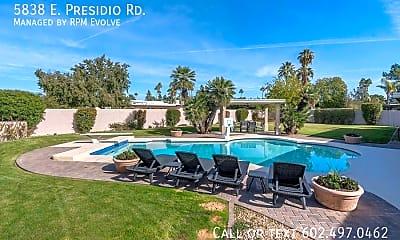 Pool, 5838 E Presidio Rd, 1