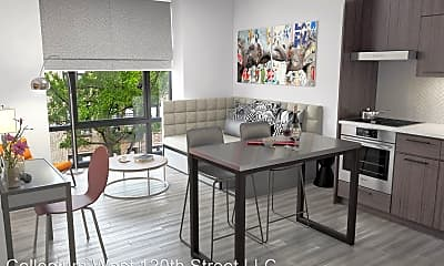 Dining Room, 415 W 120th St, 0