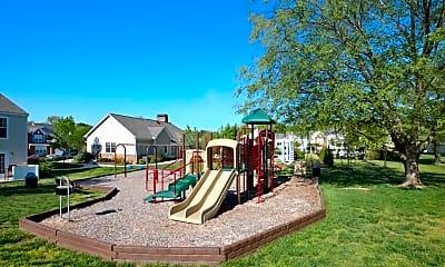 Playground, Gayton Pointe Townhomes, 2