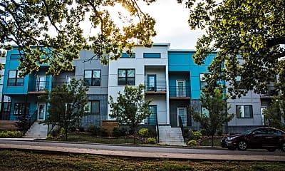 Building, 906 W Berry St, 0