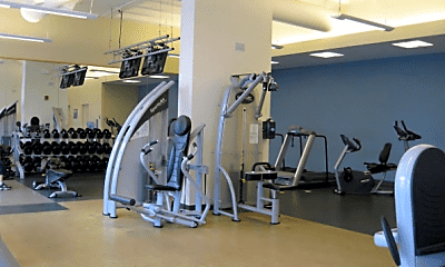 Fitness Weight Room, 114 Edgerly Rd, 0