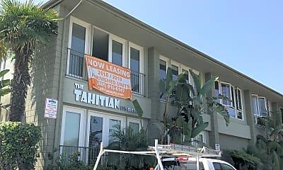 The Tahitian Apartments, 1