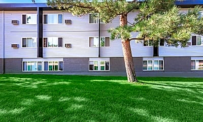 Building, Eagleview Apartments, 1