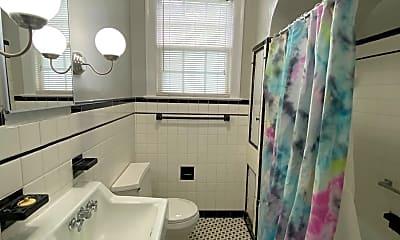 Bathroom, 2561 Post St, 2