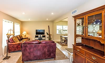 Living Room, 6448 SAFFORD TER, NORTH PORT, FL 34287, 2