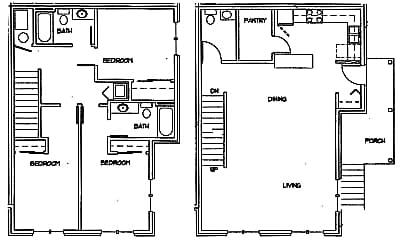 Building, 706 Fulton St, 2