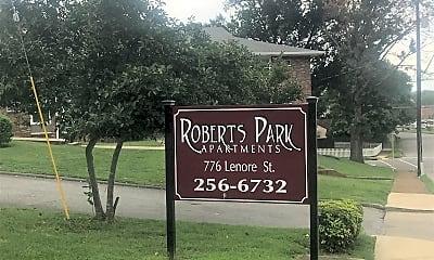 Roberts Park Apartments, 1