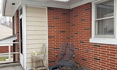 Patio / Deck, 1211 Broadwater Ave, 2
