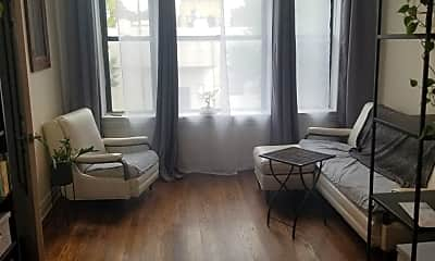 Living Room, 2317 W Chicago Ave, 0