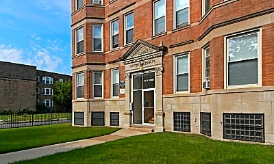 Building, 7152 South Emerald Avenue, 1