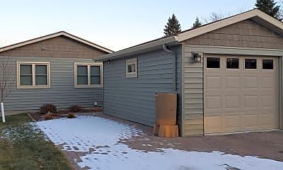 Building, 6526 Birchmont Dr NE, 0