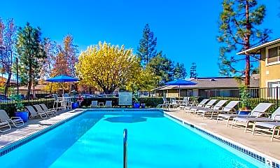 Pool, Grand Regency Apartments, 1