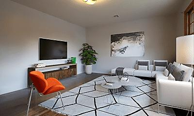 Living Room, 70 Haverhill Ave, 1