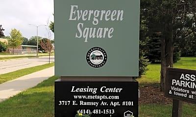 Evergreen Square Of Cudahy, 1