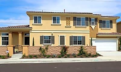 Building, 22121 Normandie Ave, 1