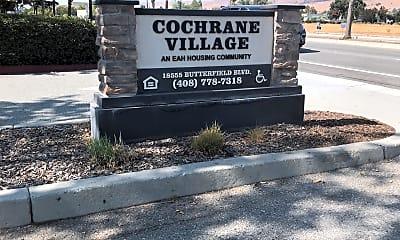 Cochrane Village, 1