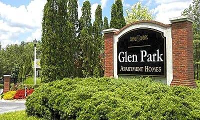Glen Park, 0