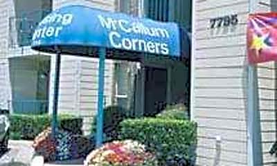 McCallum Corners, 1