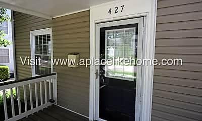 Patio / Deck, 427 E 63rd Terr, 1