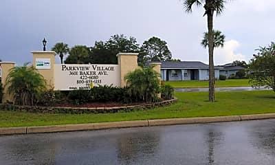 Park View Village, 1