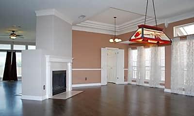 Living Room, 624 Cottonwood Trail, 1