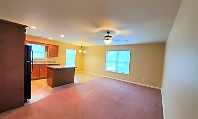 Living Room, 409 Rosewood Ct, 1