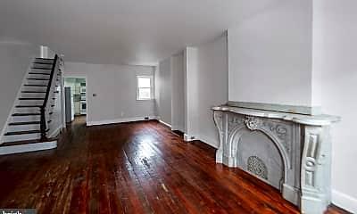 Living Room, 2222 St Albans St, 0
