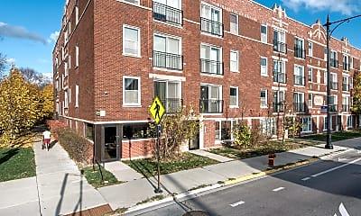 Building, 3727 N Milwaukee Ave 101, 0