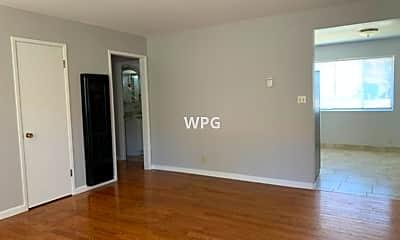 Living Room, 4351 Latimer Ave, 1