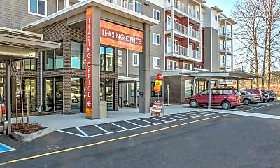 Leasing Office, Reserve at Auburn (Senior Living Apartment), 2