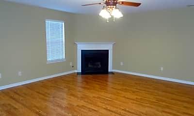 Living Room, 1042 Vanguard Drive, 1