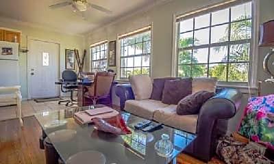 Living Room, 430 Monroe Dr, 1