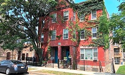 Building, 2346 W 24th Pl, 2