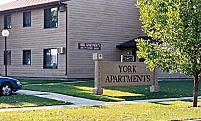 York Apartments, 1