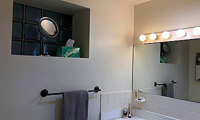 Bathroom, 1856 Kalorama Rd NW 1, 2