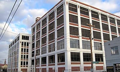 Building, American Can Lofts, 0