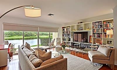 Living Room, 300 N Harbor Dr 501D, 0
